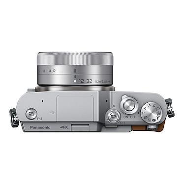 Acheter Panasonic Lumix DC-GX800 Chocolat + 12-32 mm