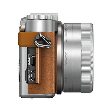 Avis Panasonic Lumix DC-GX800 Chocolat + 12-32 mm