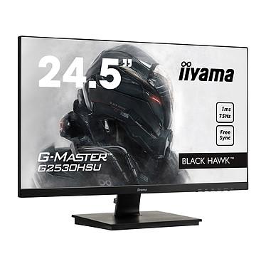 "Avis iiyama 24,5"" LED - G-MASTER G2530HSU-B1 Black Hawk"
