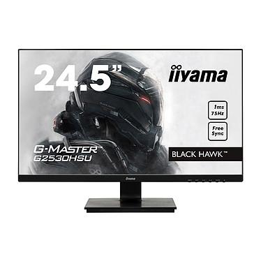 "iiyama 24,5"" LED - G-MASTER G2530HSU-B1 Black Hawk"