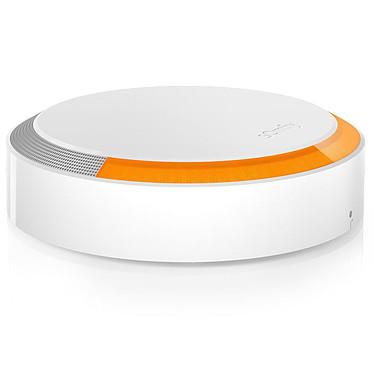 Somfy Protect Sirène extérieure Sirène extérieure sans fil pour les systèmes d'alarme Somfy Home Alarm, Somfy One et Somfy One+
