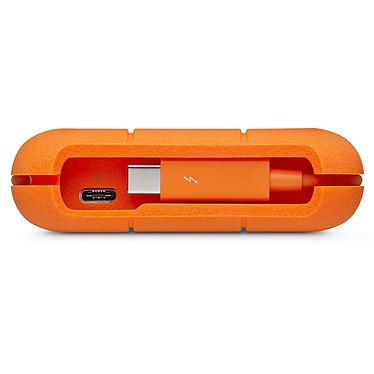 LaCie Rugged Thunderbolt USB-C SSD 500 Go pas cher