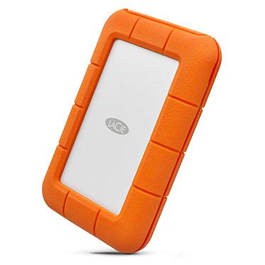 Acheter LaCie Rugged Thunderbolt USB-C 5 To