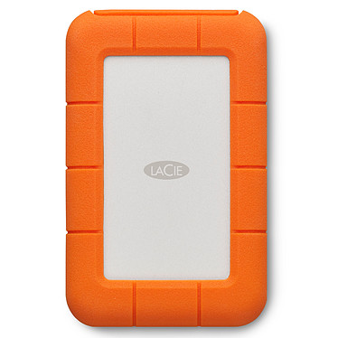 Avis LaCie Rugged Thunderbolt USB-C 5 To