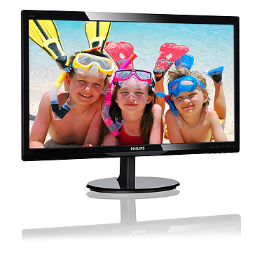 "Avis Philips 24"" LED - 246V5LDSB"