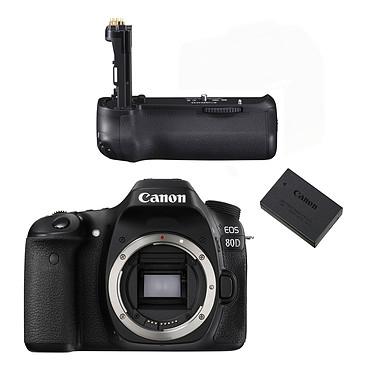 Canon EOS 80D + BG-E14 + LP-E6N