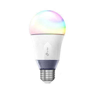 TP-LINK LB130 Bombilla LED conectada con cambio de color y tonos de luz blanca + variación de la intensidad E27 - 11 vatios - 800 Lúmenes - Equivalente a 60 vatios
