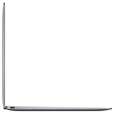 "Avis Apple MacBook 12"" Gris sidéral (MNYF2FN/A)"