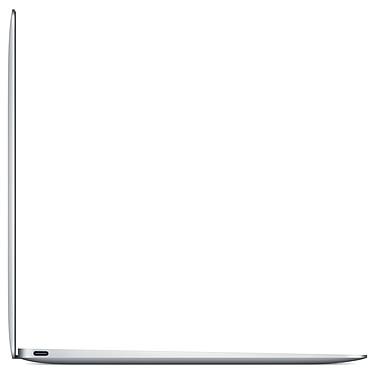 "Avis Apple MacBook 12"" Argent (MNYH2FN/A)"