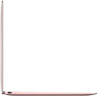 """Avis Apple MacBook 12"""" Or rose (MNYN2FN/A)"""