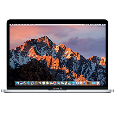 "Apple MacBook Pro 13"" Argent (MPXU2FN/A)"