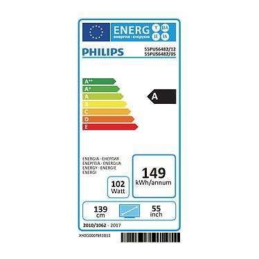 Philips 55PUS6482 pas cher