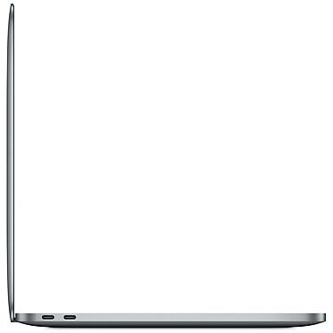 "Acheter Apple MacBook Pro 13"" Gris sidéral (MPXW2FN/A-16Go)"