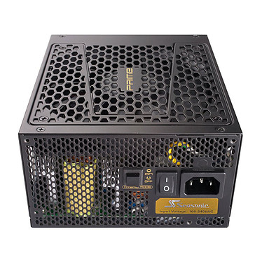Avis Seasonic PRIME 1000 W Gold