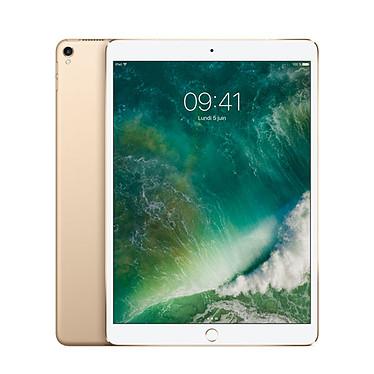 """Apple iPad Pro 10.5 pulgadas 256GB Wi-Fi Oro Internet Tablet - Apple A10X 64-bit 4GB eMMC 256GB 10.5"""" Wi-Fi AC / Bluetooth Webcam iOS 10"""" LED touchmonitor"""
