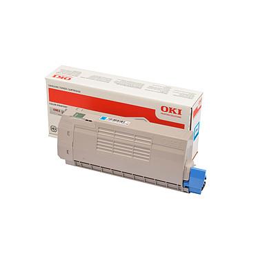 Oki 46507615 Toner Cyan haute capacité (11 500 pages à 5%)