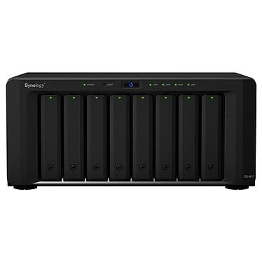 Synology DiskStation DS1817 Barebone Serveur NAS 8 baies avec RAM 4 Go et processeur Annapurna Labs Alpine AL-314 1.7 GHz (sans disques durs)