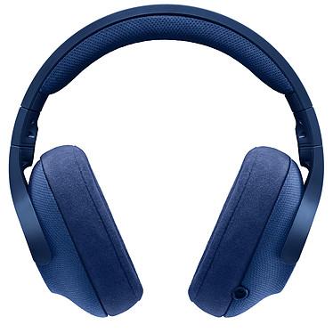 Avis Logitech G433 7.1 Surround Sound Wired Gaming Headset Bleu