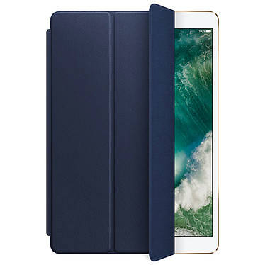 "Apple iPad Pro 10.5"" Smart Cover Cuir Bleu Nuit"
