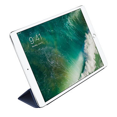 "Avis Apple iPad Pro 10.5"" Smart Cover Cuir Bleu Nuit"