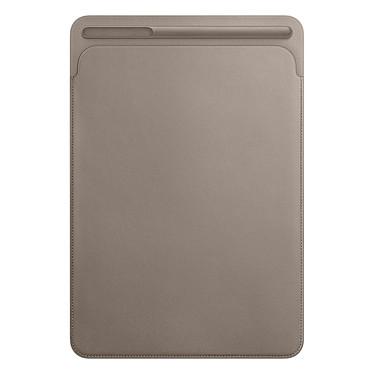 """Apple iPad Pro 10.5"""" Etui Cuir Taupe"""