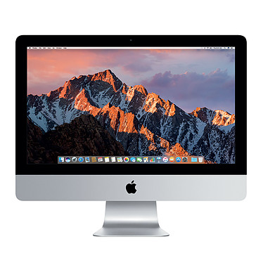 "Apple iMac 21.5 pouces (MMQA2FN/A) Intel Core i5 (2.3 GHz) 8 Go 1 To LED 21.5"" Wi-Fi AC/Bluetooth Webcam Mac OS Sierra"
