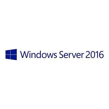Microsoft CAL User - Licence d'accès utilisateur pour Windows Server 2016 Licence d'accès client 1 utilisateur OEM