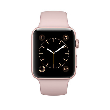 Apple Watch Series 2 Aluminium Or Rose Sport Rose 38 mm
