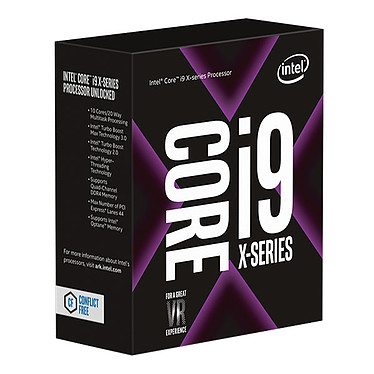 Intel Core i9-7940X (3.1 GHz)