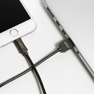 Acheter LDLC Câble Métal LT USB/Lightning (certifié MFI) - 1 m