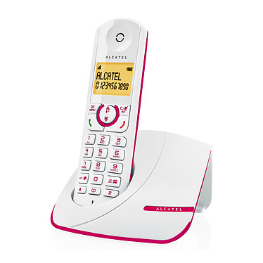 Alcatel F390 Rose
