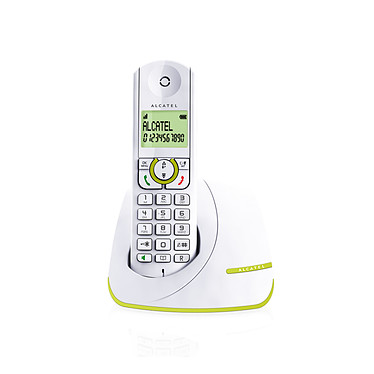 Alcatel F390 Vert Téléphone sans fil