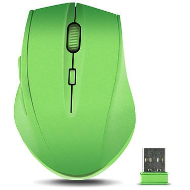 Speedlink Calado (Vert) Souris sans fil - droitier - capteur optique 1600 dpi - 5 boutons - clics silencieux