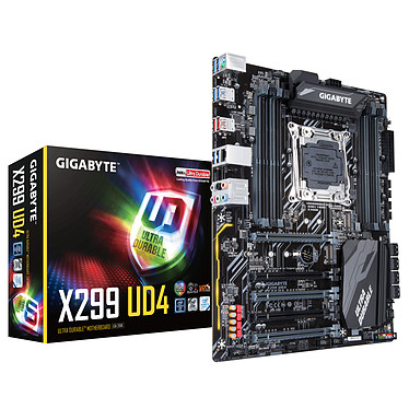 Gigabyte X299 Ultra Durable UD4