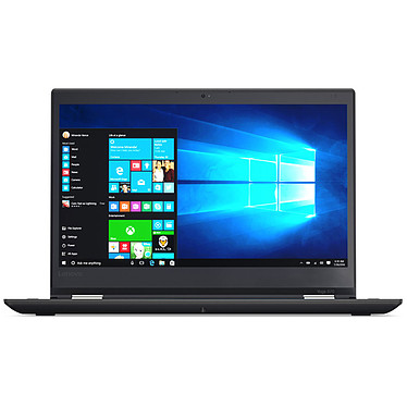 "Lenovo ThinkPad Yoga 370 Noir (20JH002KFR) Intel Core i5-7200U 8 Go SSD 256 Go 13.3"" LED Full HD Tactile Wi-Fi AC/Bluetooth Webcam Windows 10 Professionnel 64 bits"