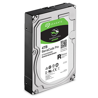 Avis Seagate BarraCuda Pro 4 To (ST4000DM006)