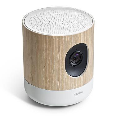 Nokia Home Cámara HD conectada a Wi-Fi, Bluetooth, Ethernet con control de calidad del aire (iOS y Android)
