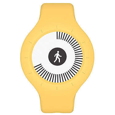Withings Nokia Go Jaune