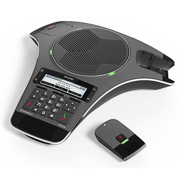 Alcatel Conference IP1550 Système d'audio conférence pour salle de réunion avec 2 micros DECT détachables