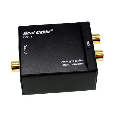 Real Cable CAN-1 Convertisseur audio Analogique / Numérique
