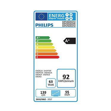 Philips 55PUS6262 pas cher