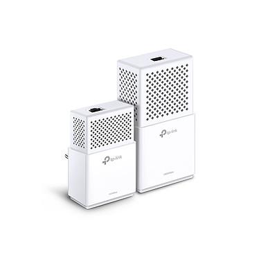 TP-LINK TL-WPA7510 Kit Pack de 2 adaptateurs CPL 1000 Mbps + Wi-Fi AC