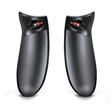 Bionik QuickShot Grips avec trigger locks pour manette Xbox One