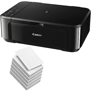 Canon PIXMA MG3650 Noire + Inapa Universal Copy Paper 5 ramettes de papier OFFERTES !
