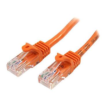 StarTech.com 45PAT2MOR Câble RJ45 catégorie 5e UTP 2 m (Orange)