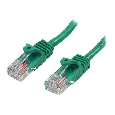 StarTech.com 45PAT5MGN Câble RJ45 catégorie 5e UTP 5 m (Vert)
