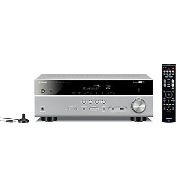 Avis Yamaha MusicCast RX-V483 Titane + NS-PA40