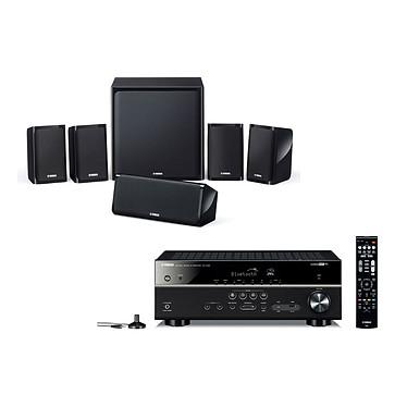Yamaha MusicCast RX-V483 Noir + NS-P40