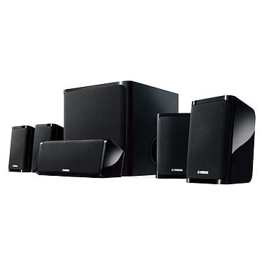Yamaha MusicCast RX-V483 Noir + NS-P40 pas cher