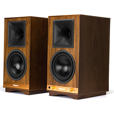 Avis Audio-Technica AT-LP120USBHC + Klipsch The Sixes